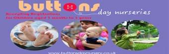 Buttons Day Nursery School Banner