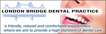 London Bridge Dental Banner